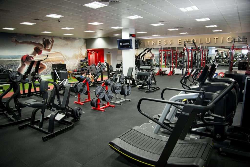 Fitness Evo Facilities - Richard Tymon-10