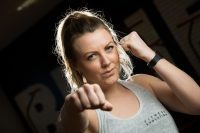 Holly Lynch headshot Fitness Evolution Burnley