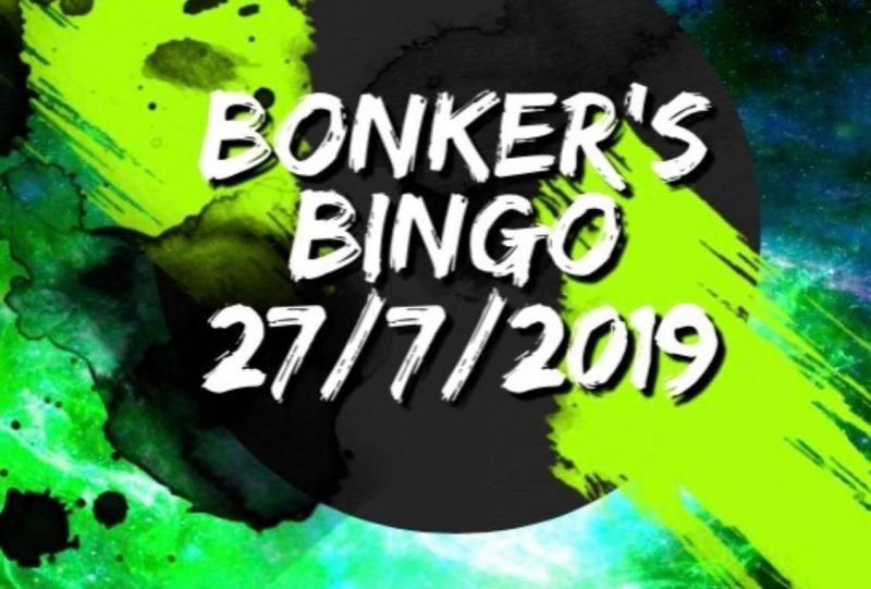 Bonkers Bingo Banner