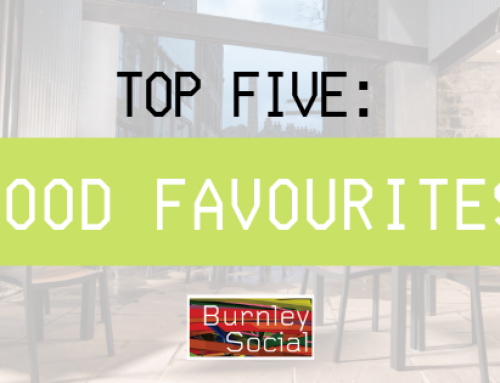 Top 5 Foodie Favourites