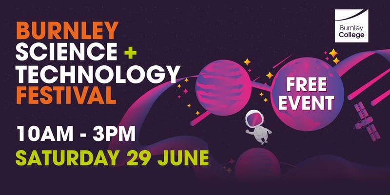Science and Technology Festival Banner