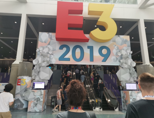 Burnley to LA: Students visit the worlds largest gaming expo