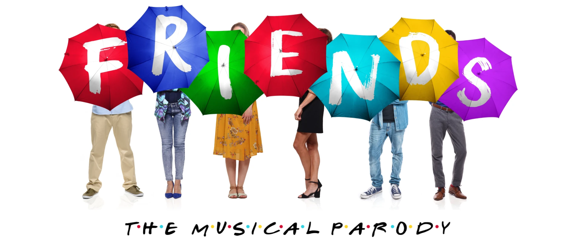Friends parody logo