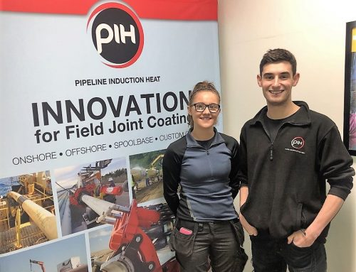 Awards and travelling the Globe: Ella and Jake on Why They Love Engineering
