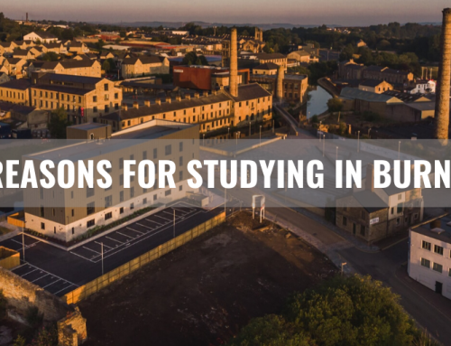 Here's 10 reasons why you should study in Burnley
