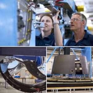 Aerospace manufacturer, Safran Nacelles