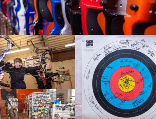 Phoenix Archery is for the Robin Hood wannabees of Burnley