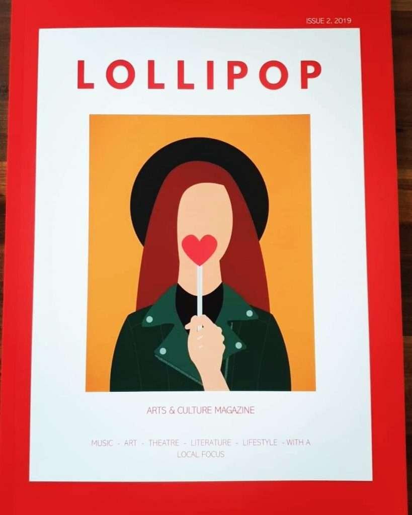 Lollipop magazine front cover