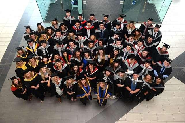 BCUC graduation